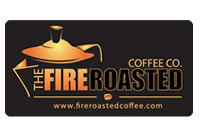 Logo: The Fire Roasted Coffee